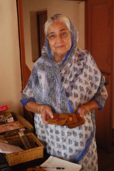 Satwasheeladevi Bhonsle, Rajmata, Sawantwadi Sansthan