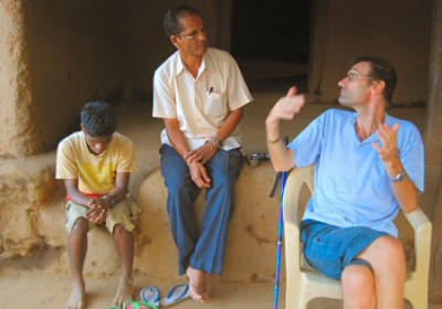 Discussions of Braille at Vavurla