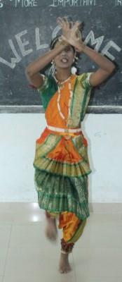 Darshanna - Standard VIII - Bharat Natyan